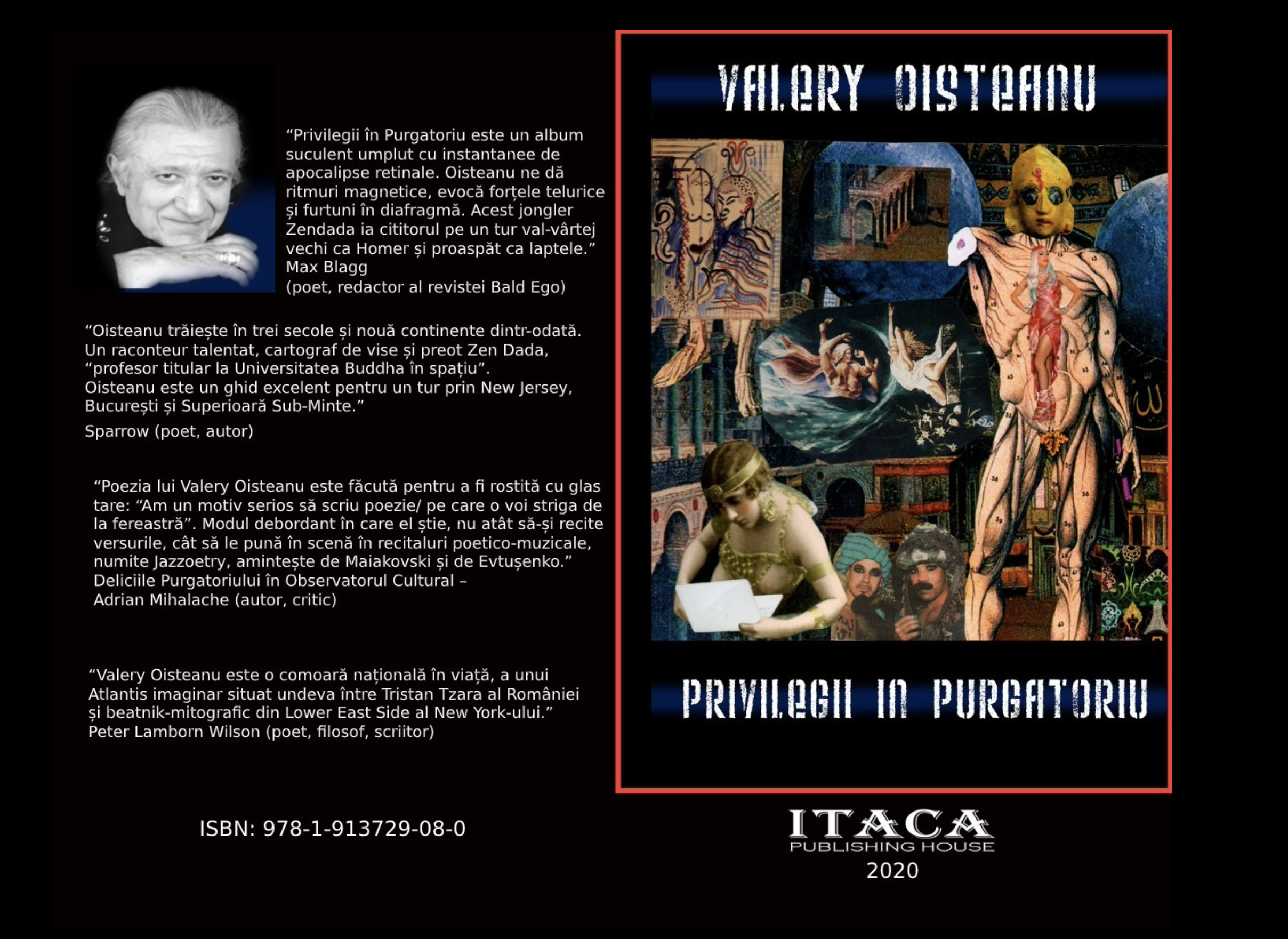 Book Cover: Perks in Pergatory (Romanian Translation)