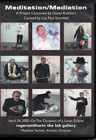 Valery Oisteanu at Roger Smith Arts Lab